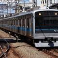小田急江ノ島線3000形 3257F+8055F