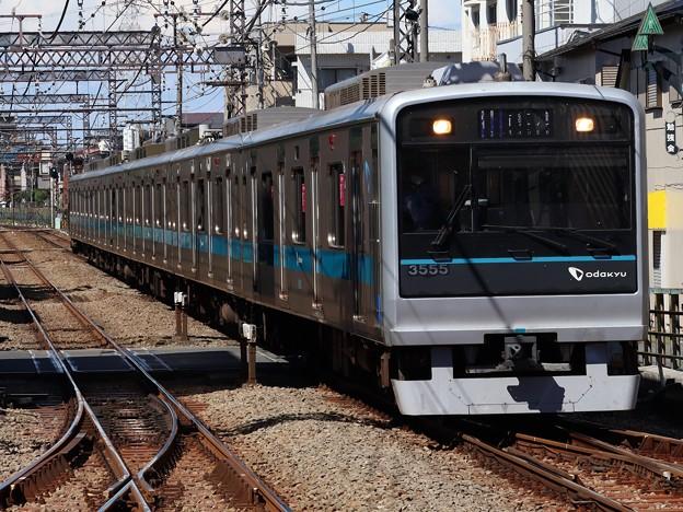 小田急江ノ島線3000形 3255F