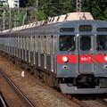 Photos: 田園都市線8500系 8617F