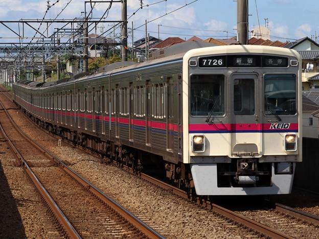 京王線7000系 7726F
