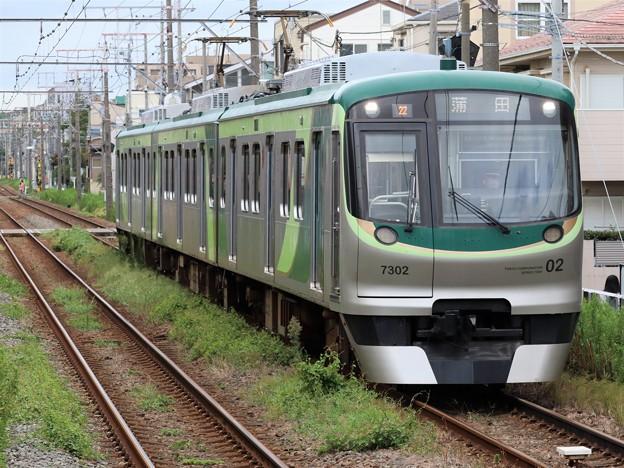 多摩川線7000系 7102F