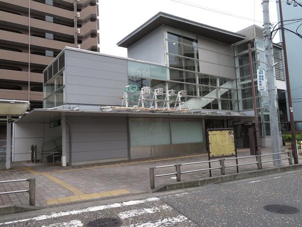 南橋本駅 西口