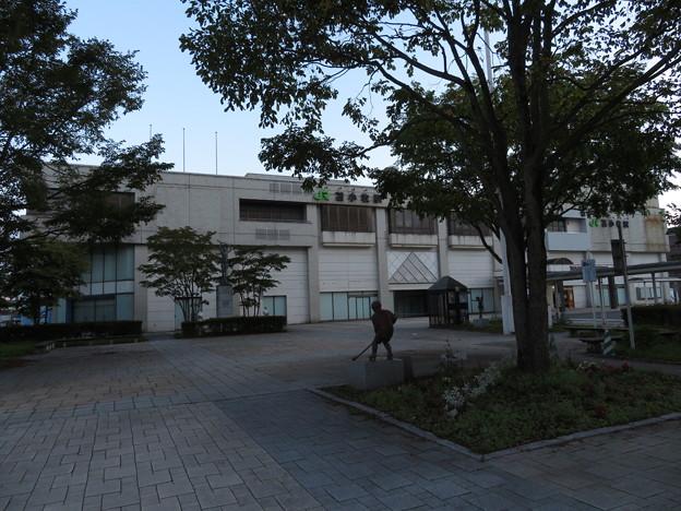 苫小牧駅1