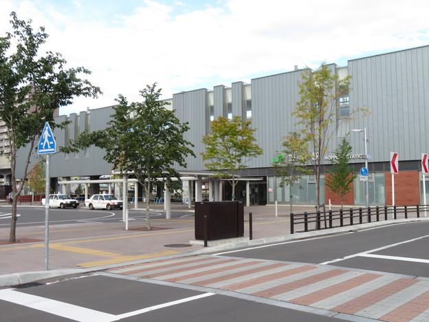 野幌駅 南口