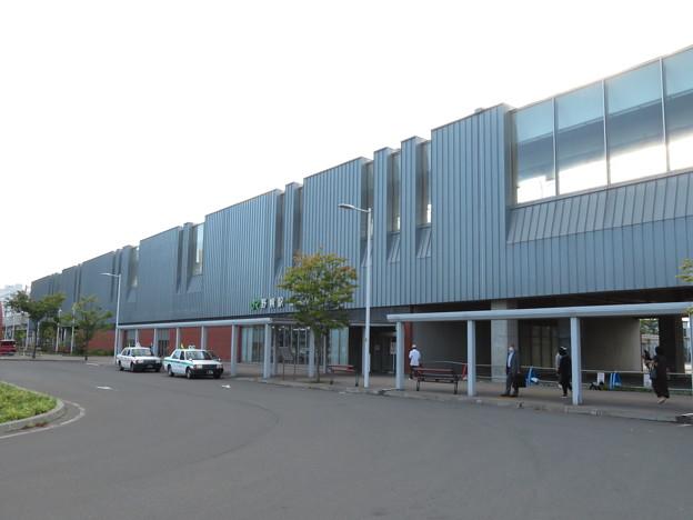 野幌駅 北口