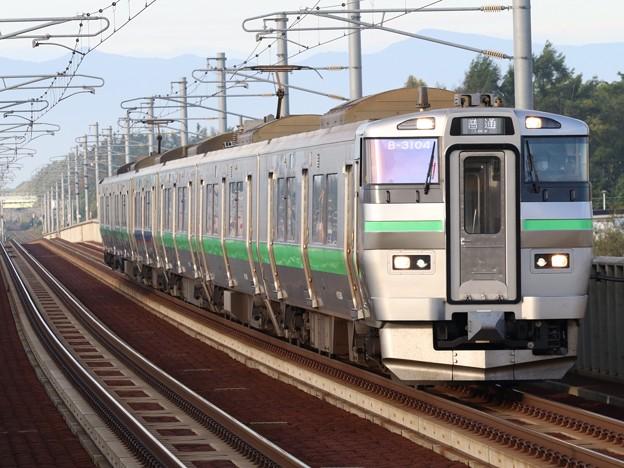 函館線733系3000番台 B-3104+B-3204編成