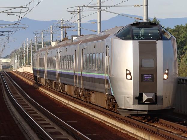 ライラック789系1000番台 HL-1002+HL-2002編成