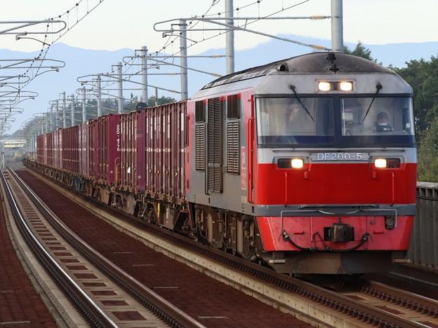 DF200-5+コキ
