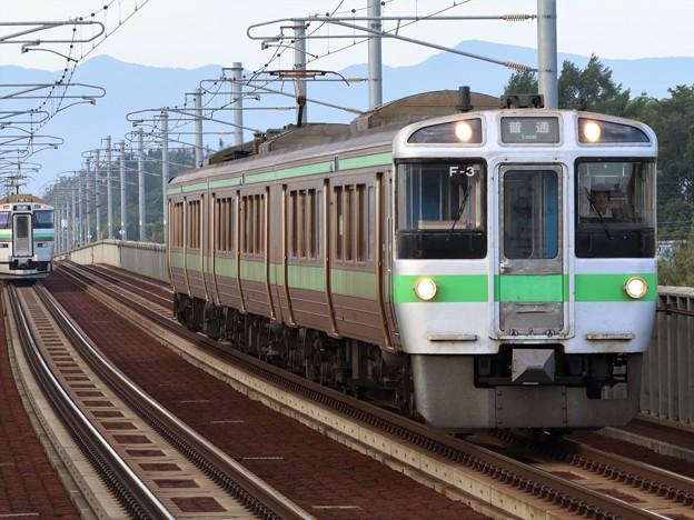 函館線721系0番台 F-3編成