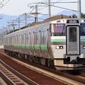 Photos: 函館線733系3000番台 B-3101+B-3201編成