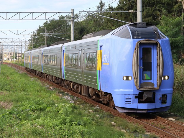 宗谷キハ261系1000番台 SE-203+SE-104編成