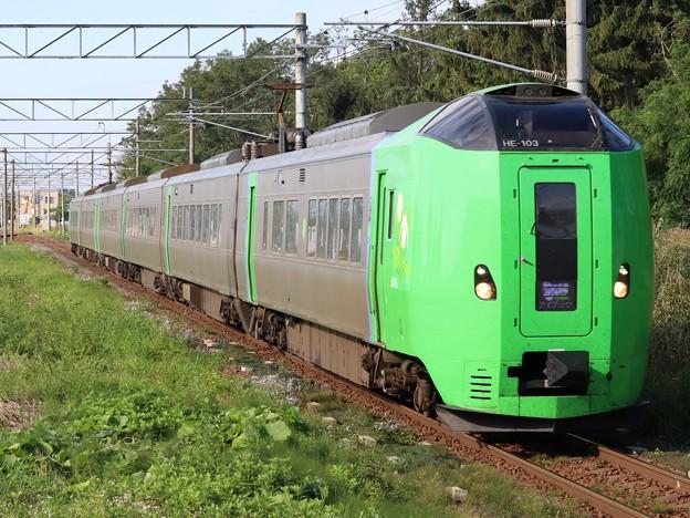 ライラック789系0番台 HE-103+HE-203編成