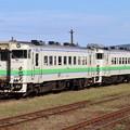 Photos: 函館線キハ40系 キハ40 1803+キハ40 734