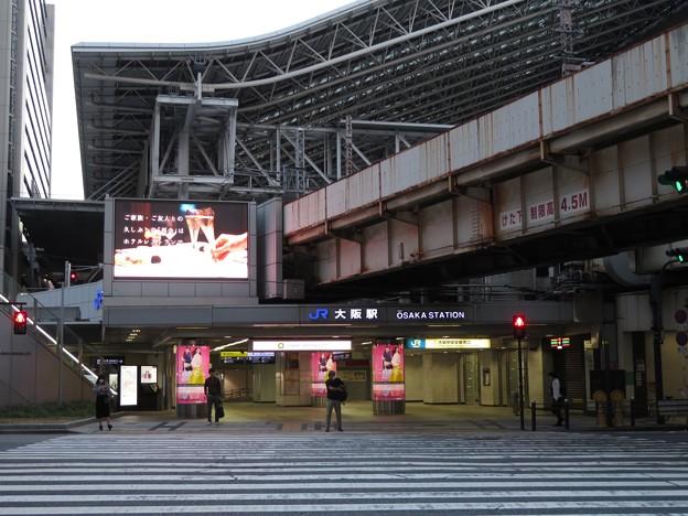 大阪駅 御堂筋南口