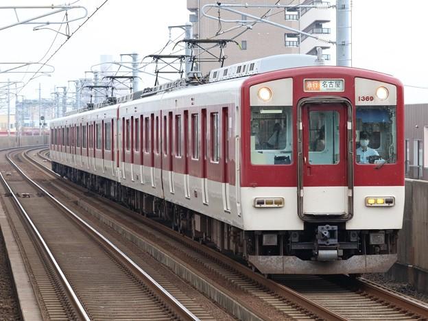 近鉄名古屋線1253系 1269F+5158F