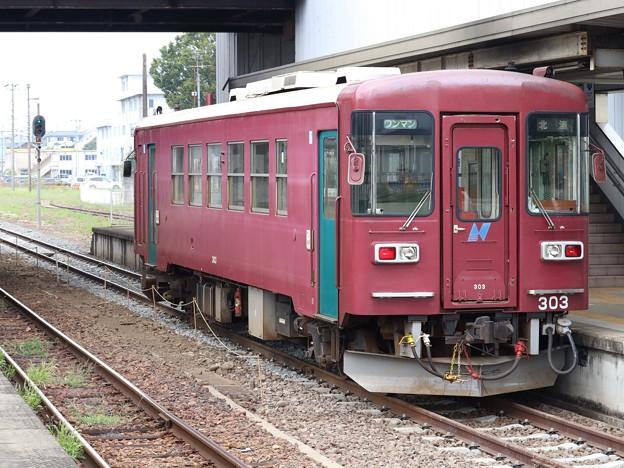 長良川鉄道ナガラ300形 303