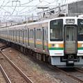 Photos: 中央西線211系5000番台 K115+K108+K19編成