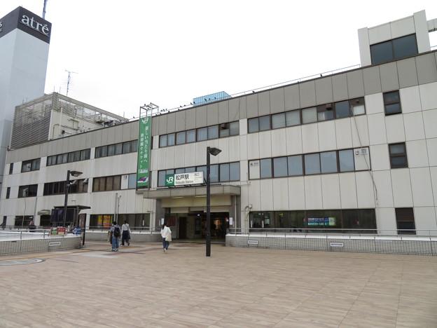 松戸駅 西口