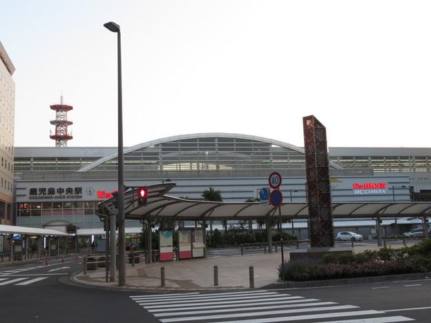 鹿児島中央駅 西口