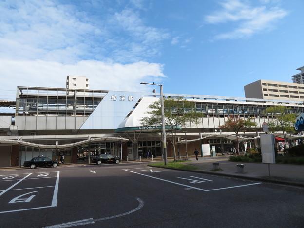 姪浜駅 南口