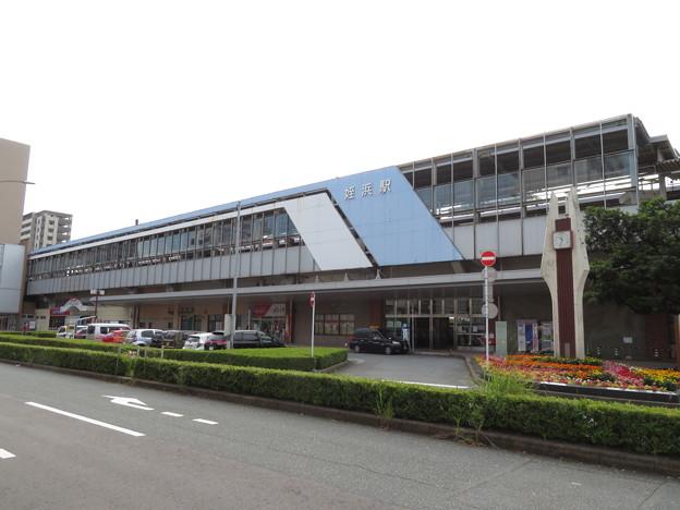 姪浜駅 北口