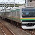 Photos: 宇都宮線E231系1000番台 U536編成