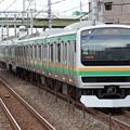 宇都宮線E231系1000番台 U525+U231編成
