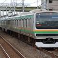 宇都宮線E231系1000番台 U528編成