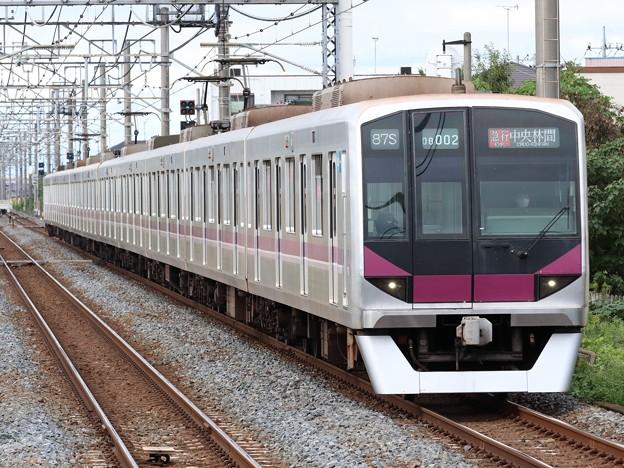 東京メトロ半蔵門線08系 08-102F