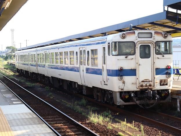 指宿枕崎線キハ47形 キハ47 8077+キハ47 9098