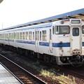 Photos: 指宿枕崎線キハ47形 キハ47 8077+キハ47 9098