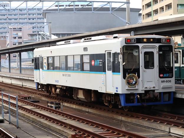 松浦鉄道MR-600形 MR-606