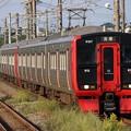 長崎線813系 R107+R222編成