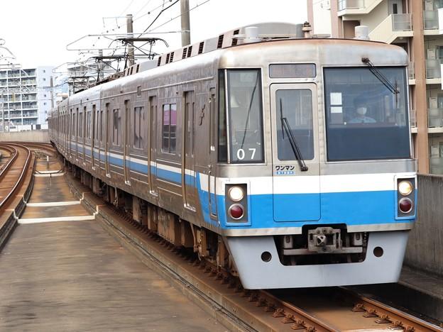 福岡市地下鉄空港線1000N系 07編成