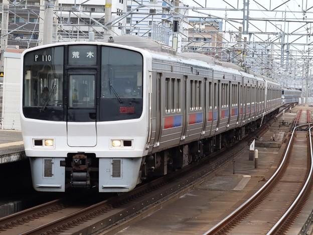鹿児島線811系 P110+P111編成