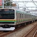 東海道線E231系1000番台 K-41編成他15両編成