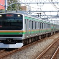 Photos: 東海道線E231系1000番台 K-01+S-17編成