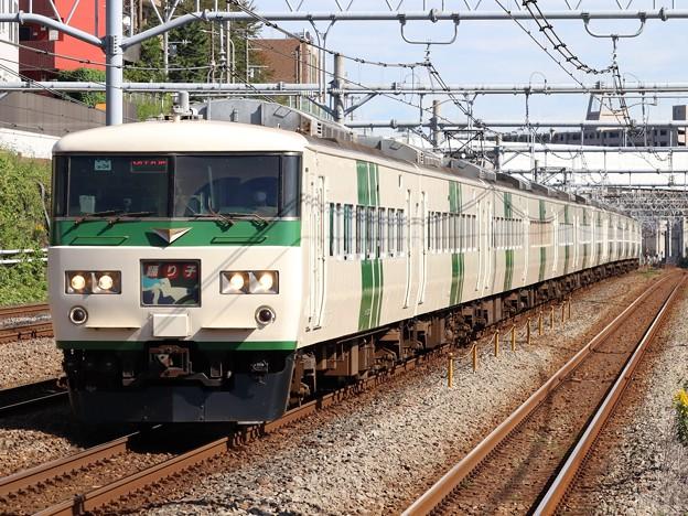 踊り子185系200番台 OM04+C5編成