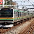東海道線E231系1000番台 K-10+S-25編成