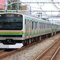 Photos: 東海道線E231系1000番台 K-17編成