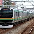 東海道線E231系1000番台 U524編成