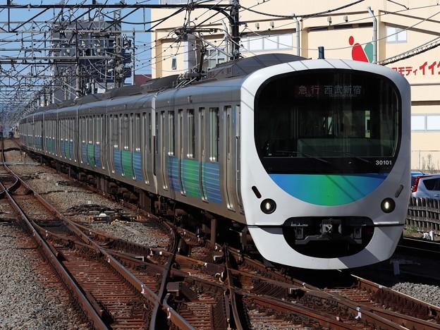 西武新宿線30000系 30101F
