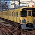 Photos: 西武新宿線2000系 2509F+2529F