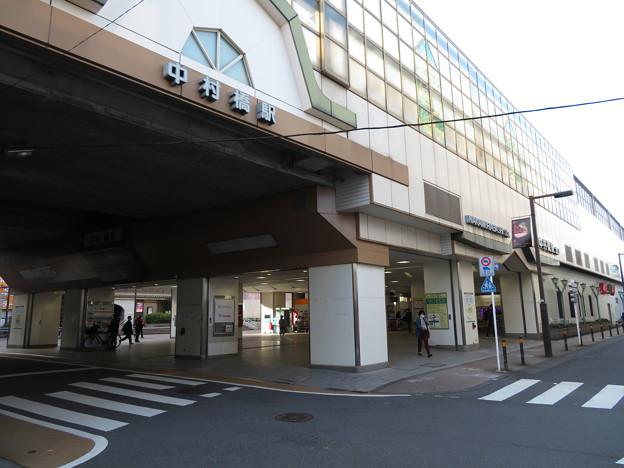 中村橋駅 北口