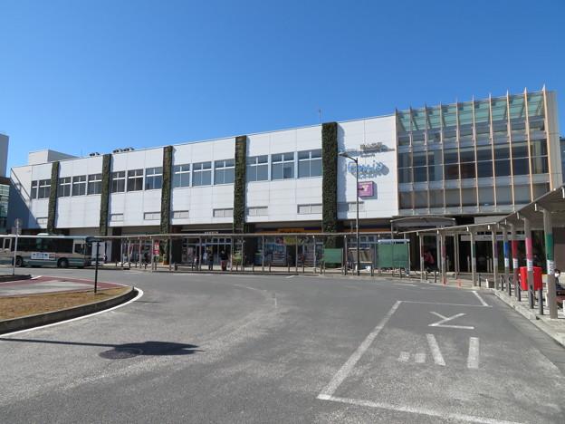 狭山市駅 東口
