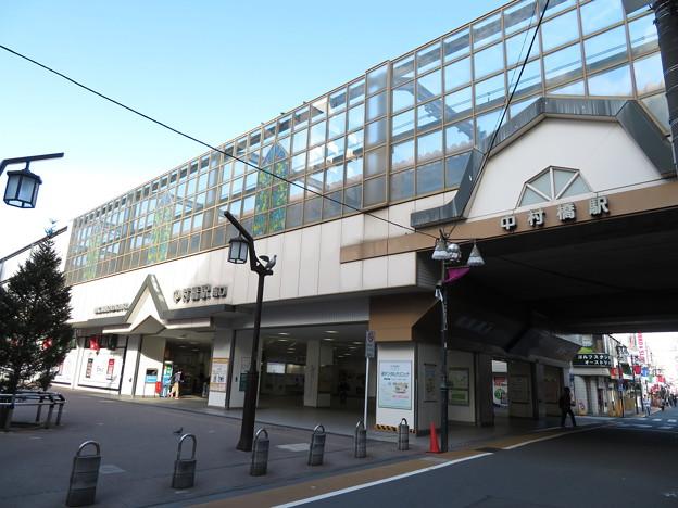 中村橋駅 南口