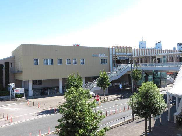 狭山市駅 西口