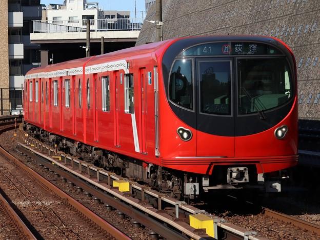 東京メトロ丸ノ内線2000系 2104F