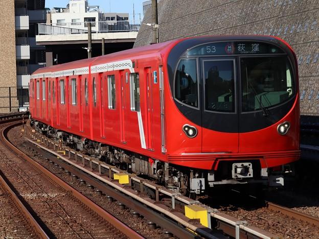東京メトロ丸ノ内線2000系 2118F