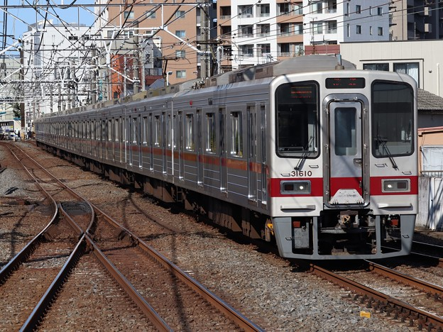 東武東上線30000系 31610F+31410F